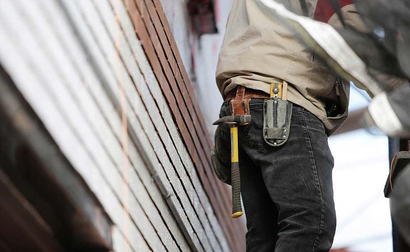 Építőipar munkavédelmi ellenőrzés