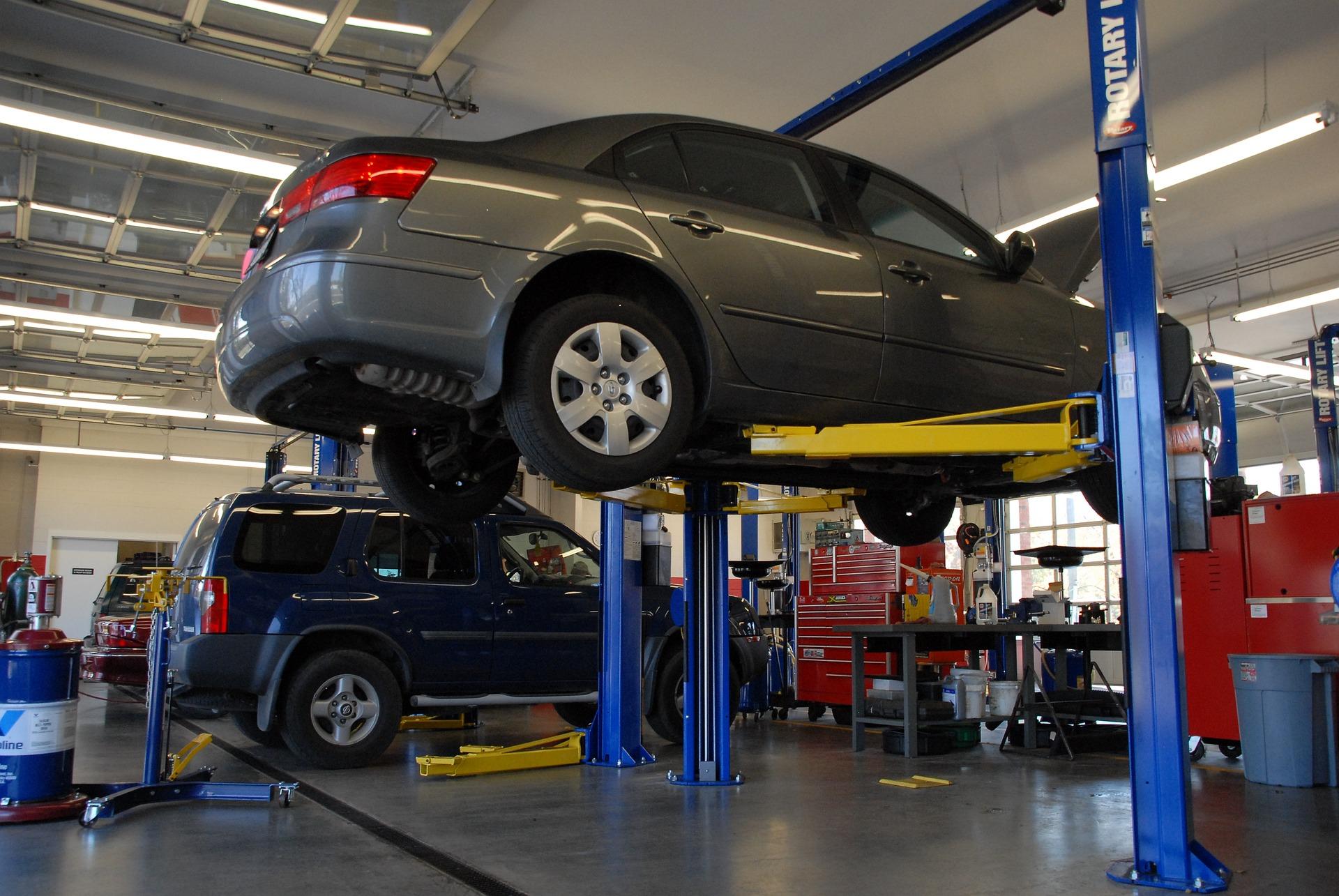 munkavédelmi kockázatelemzés autószerelő
